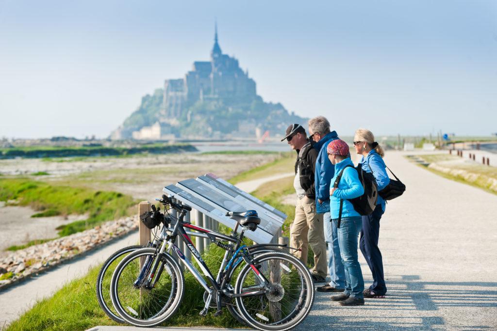 Tourisme près du mont St Michel
